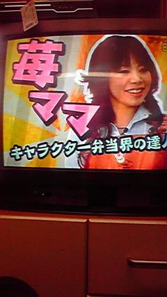 テレビに出てるぜ。